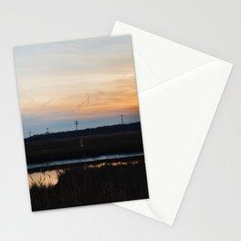 Blazing Highway Stationery Cards