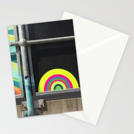 portals of hope skate park australia Stationery Cards