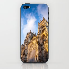 York Minster Cathedral in York, England iPhone Skin