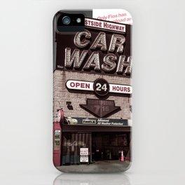 Intrepid Car Wash iPhone Case