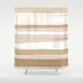 Strips 2 Shower Curtain