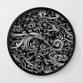 Wise Lady, Fuck This Shit Wall Clock