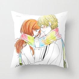 Clace Throw Pillow