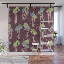 Calla lily fantasy Wall Mural