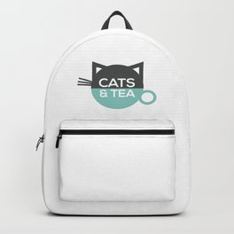 Cats & Tea Backpack