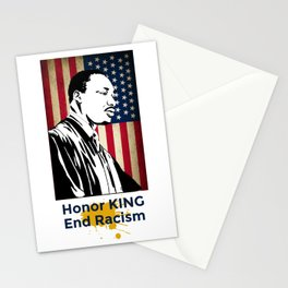 MARTIN LUTHER KING Stationery Cards