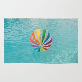 Palm Springs Pool Day Rug