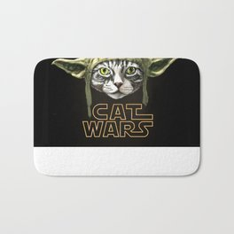 Cat Wars Bath Mat