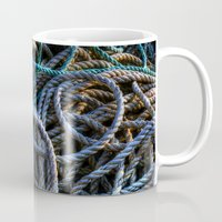 tangled Mugs featuring Tangled by Caroline Benzies Photography