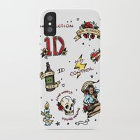 kendrawcandraw iPhone & iPod Cases featuring Tattoo You by kendrawcandraw