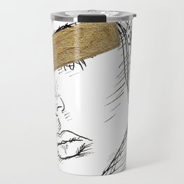 Gold Bar Travel Mug