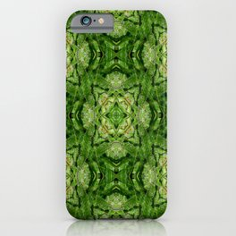 Blueberry Crystals iPhone Case