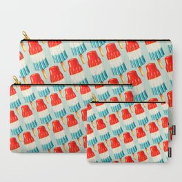 Bomb Pop Pattern Carry-All Pouch