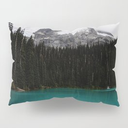 The mountains are calling Pillow Sham