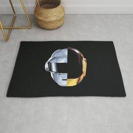 Daft Punk Polygon Rug