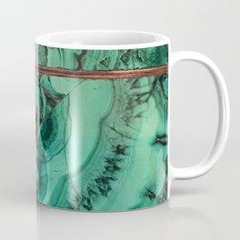 Malachite Box Coffee Mug