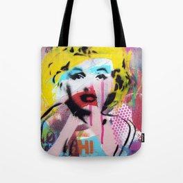 Warhola Tote Bag