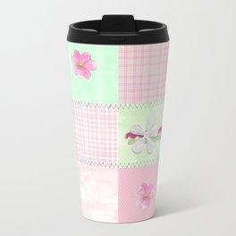 pink delight  Travel Mug