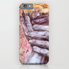 He Tore the wiring in my brain, and quietly rearranged iPhone 6s Slim Case