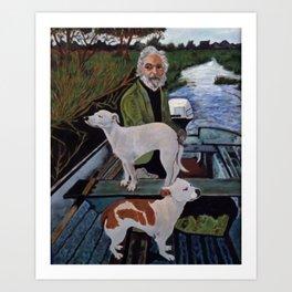 Goodfella Dogs Kunstdrucke