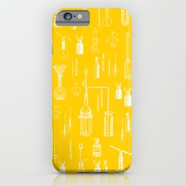 MAD SCIENCE 4 iPhone Case