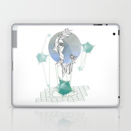 Geometric Dreams Laptop & iPad Skin