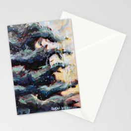 Route to Happiness Tree Stationery Cards