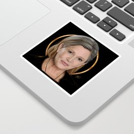 Carrie Sticker