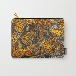 FLIGHT PATTERNS Carry-All Pouch