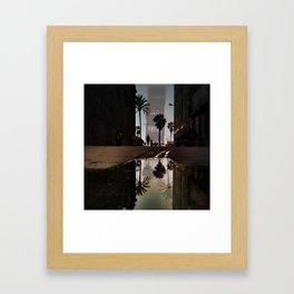 Los Cubos Framed Art Print