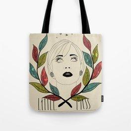 Little Miss Scatterbrain Tote Bag
