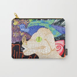Hybrids In Conversation Carry-All Pouch