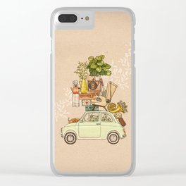 Pleasant Balance III Clear iPhone Case