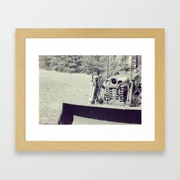 Broken For Framed Art Print