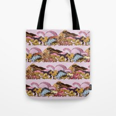 Jurassic Sweet   Deluxe Edition Tote Bag