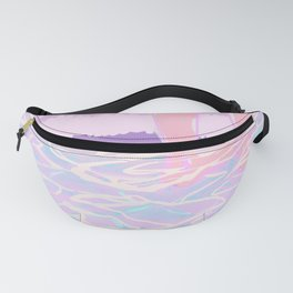 Pastel Hot Spring Shower water pond Aesthetic Fanny Pack