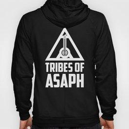 Tribes Of Asaph (White on dark) Hoody