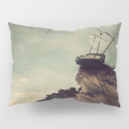 The Edge of the World Pillow Sham