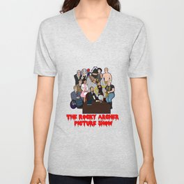 The Rocky Archer Picture Show Unisex V-Neck