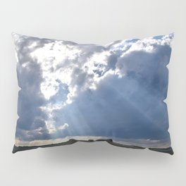Midwestern Sky Pillow Sham