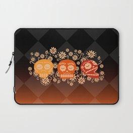 Day of the Dead ~ Dias de los Muertos Laptop Sleeve