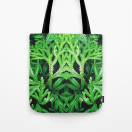 50 Shades of Green (4) Tote Bag
