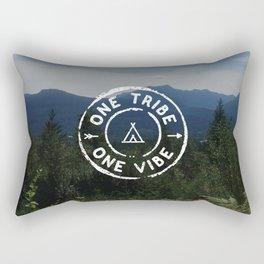 Tribe Vibe Photo Rectangular Pillow