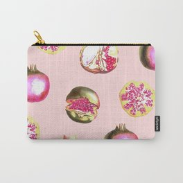 Pom Zest #society6 #artprints #buyart Carry-All Pouch