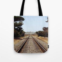 Tracks......... Tote Bag