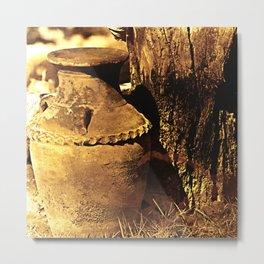 Ancient Jar Metal Print