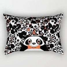 PANDA! PANDA! PANDA! Rectangular Pillow