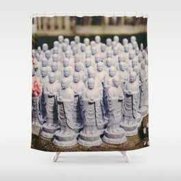 Kamakura 3 Shower Curtain