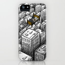 Lost At Sea (M83) iPhone Case