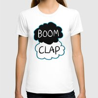 tfios T-shirts featuring Boom Clap (the sound of my heart - TFIOS) by Tangerine-Tane